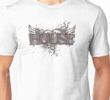 House Heart Unisex T-Shirt