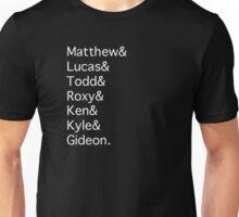 Evil-ex Helvetica Unisex T-Shirt