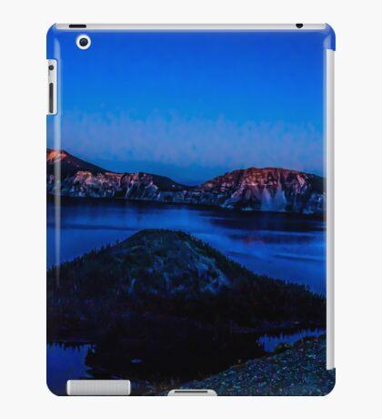 Crater Lake #109 iPad Case/Skin