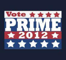 Vote Prime 2012 Kids Clothes