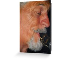 Le Grand Renaud Greeting Card