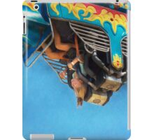 Carnival - Ride - The thrill of the carnival  iPad Case/Skin