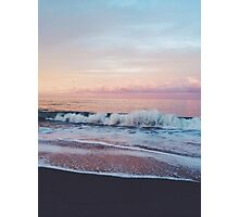 ocean sand Photographic Print