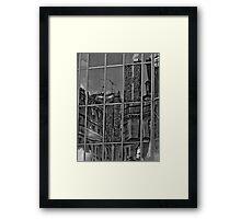 Paris, Les halles #1 Framed Print