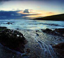 Ballycroneen Sunset I by Robert Karreman
