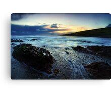 Ballycroneen Sunset I Canvas Print