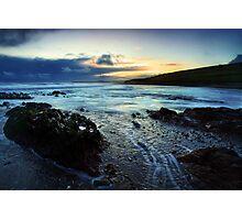 Ballycroneen Sunset I Photographic Print