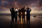 "Summer ""L.O.V.E."" (with a heart) by Sheri Bawtinheimer"