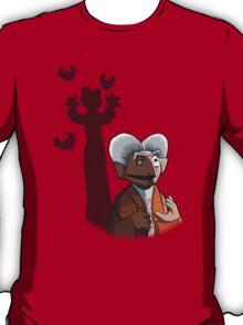 No'sFourEightTwo (Sesame Steet / Bram Stoker's Dracula) T-Shirt