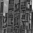 Paris, Les halles #2 by EblePhilippe