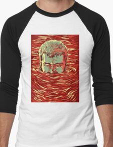 I am sinking here Men's Baseball ¾ T-Shirt