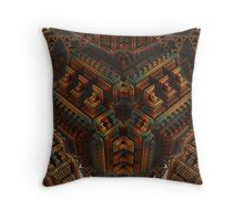 Shape-Shifter Throw Pillow