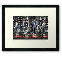 The Greatest Showman Framed Print