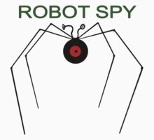 The Robot Spy from Jonny Quest One Piece - Short Sleeve