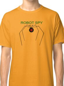 The Robot Spy from Jonny Quest Classic T-Shirt