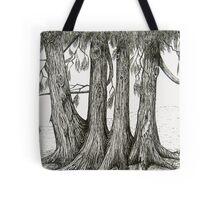 Linden Trees 2 Tote Bag