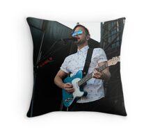 Atlas Genius Throw Pillow
