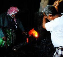 Market Forging 2 by Ali Adel AL Omran