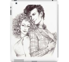 Dr Who and Song iPad Case/Skin