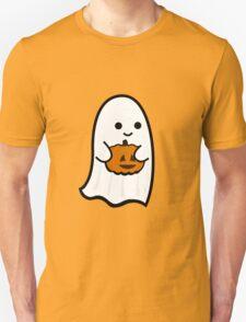 Cute Ghost's Jack o' Lantern T-Shirt