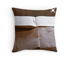 Holy Quran Throw Pillow
