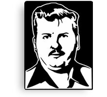 John Wayne Gacy Canvas Print