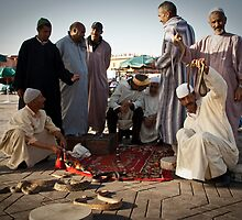 Snake charmers by DuanesMind