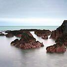 On the Rocks II by Robert Karreman
