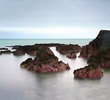 On the Rocks II by Robert Karreman