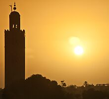 Moroccan sunset by DuanesMind