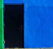 Blue & Green by wandringeye