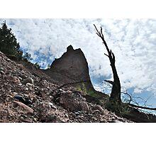 """ I stand alone - Chimney Bluff "" Photographic Print"