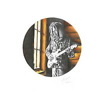NEIL YOUNG Photographic Print