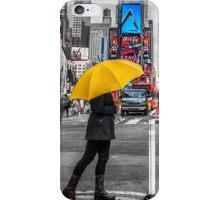 Travel in New York city iPhone Case/Skin