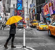 Travel in New York city by Assaf Frank