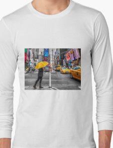 Travel in New York city Long Sleeve T-Shirt