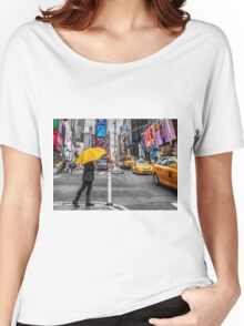 Travel in New York city Women's Relaxed Fit T-Shirt