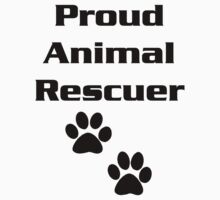 Proud Animal Rescuer by HelloStar