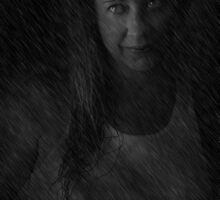 I'll Wait For You in the Pouring Rain by Laurie Search