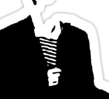 Rick Roll - Troll Like It's 2008 (Black Text) Sticker