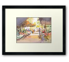 My city 2 Framed Print