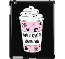 Witch's Brew Coffee ♥ Trendy/Hipster/Tumblr Meme iPad Case/Skin