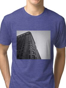 Corner Apartments Tri-blend T-Shirt