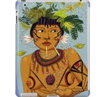 nature woman iPad Case/Skin