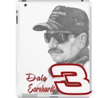 Dale Earnhardt iPad Case/Skin