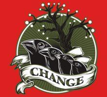 Darwin's Finches Kids Tee