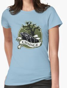 Darwin's Finches Womens Fitted T-Shirt