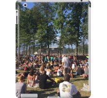 Crowded Fields iPad Case/Skin