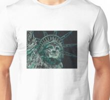 Amazing Statue of Liberty Unisex T-Shirt