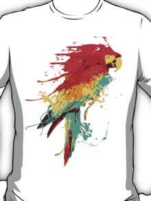 Splash The Parrot.. T-Shirt